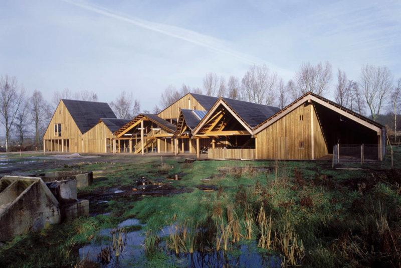 """bron: Onix Architecten, """"Zorgboerderij De Mikkelhorst Haren, Groningen"""""""