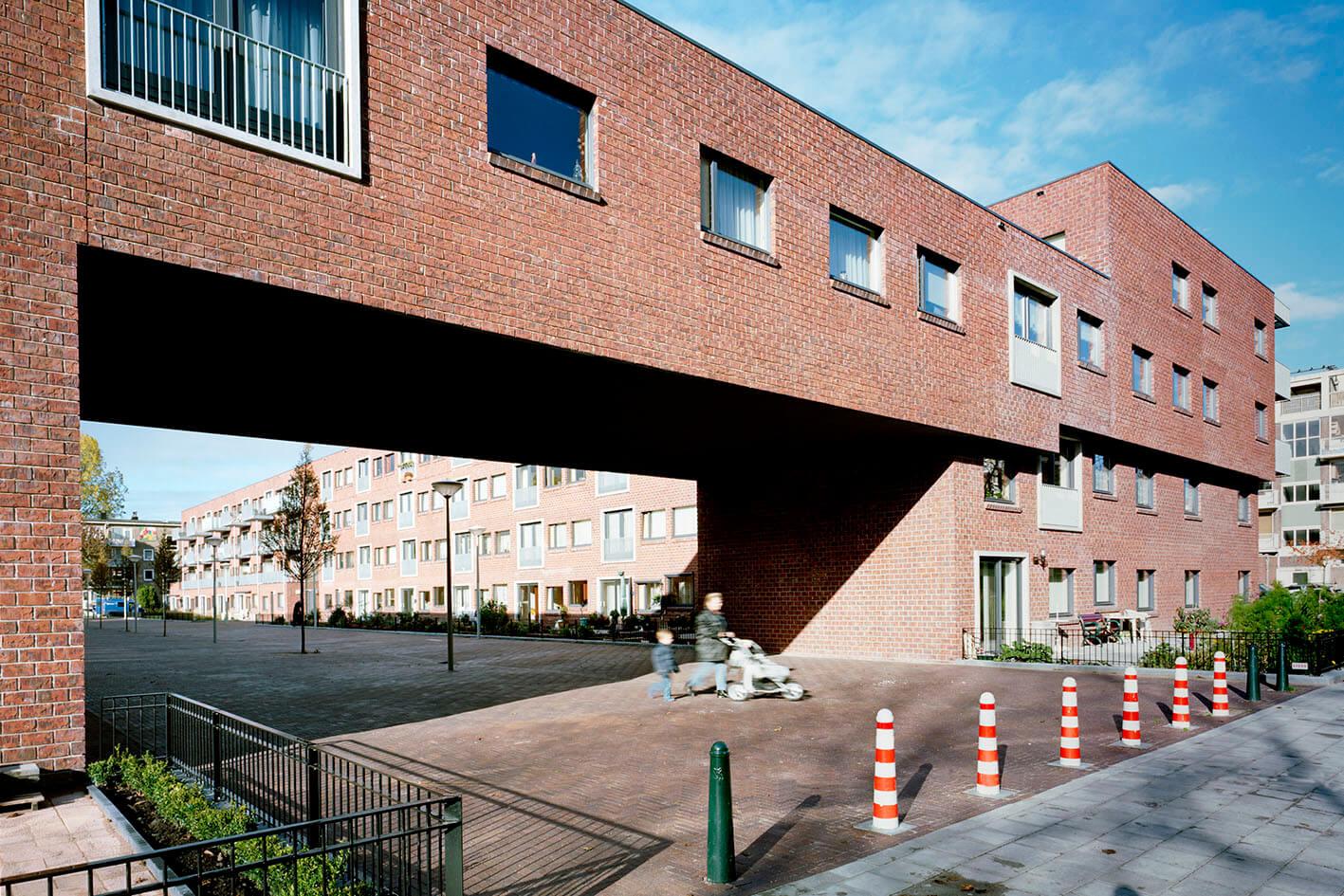 woningbouw den haag onix architecten