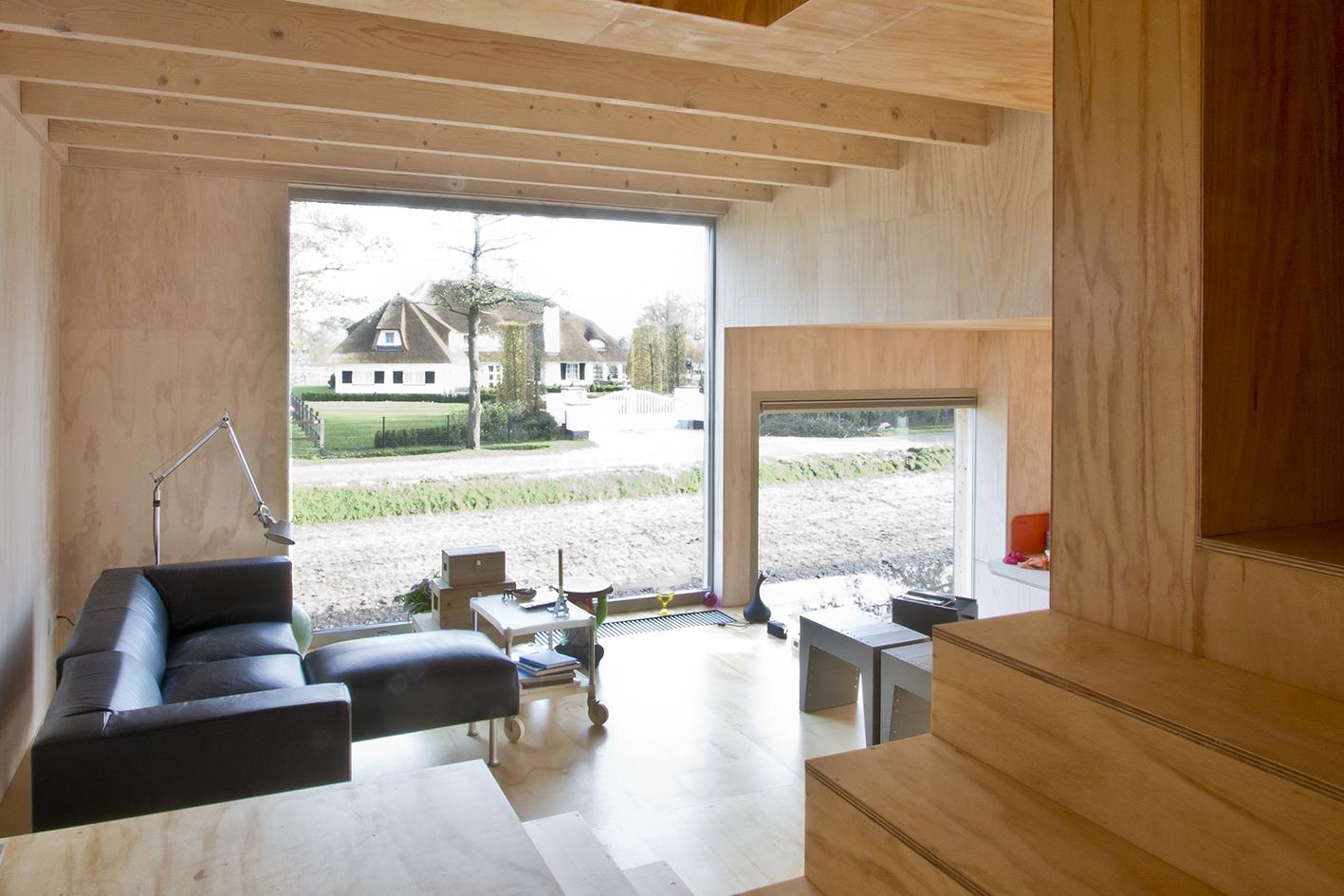 Traphuis onix architecten