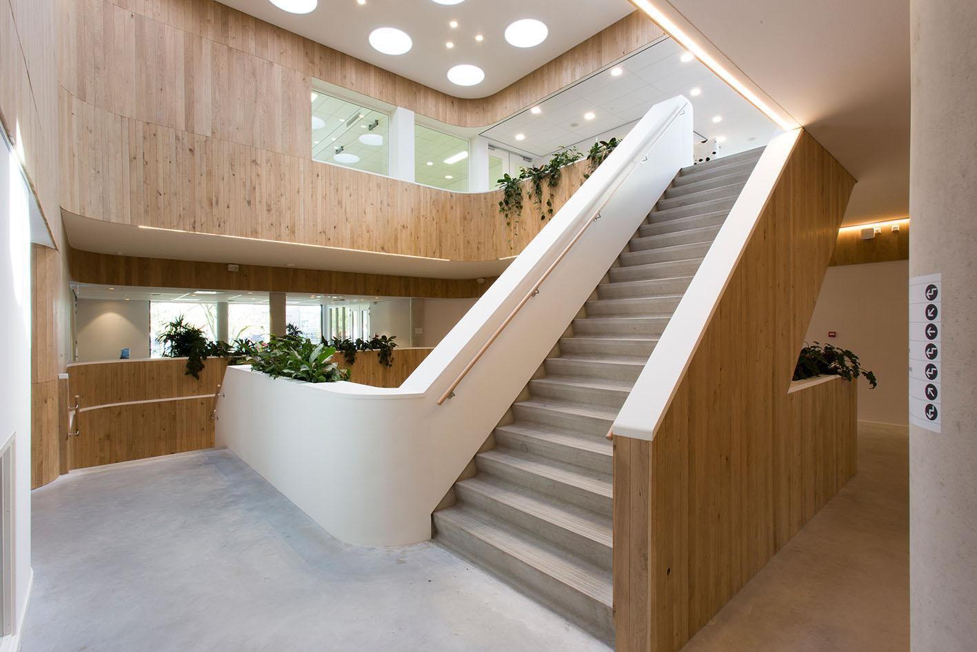 Mfc lumen onix architecten - Lumen centrum ...
