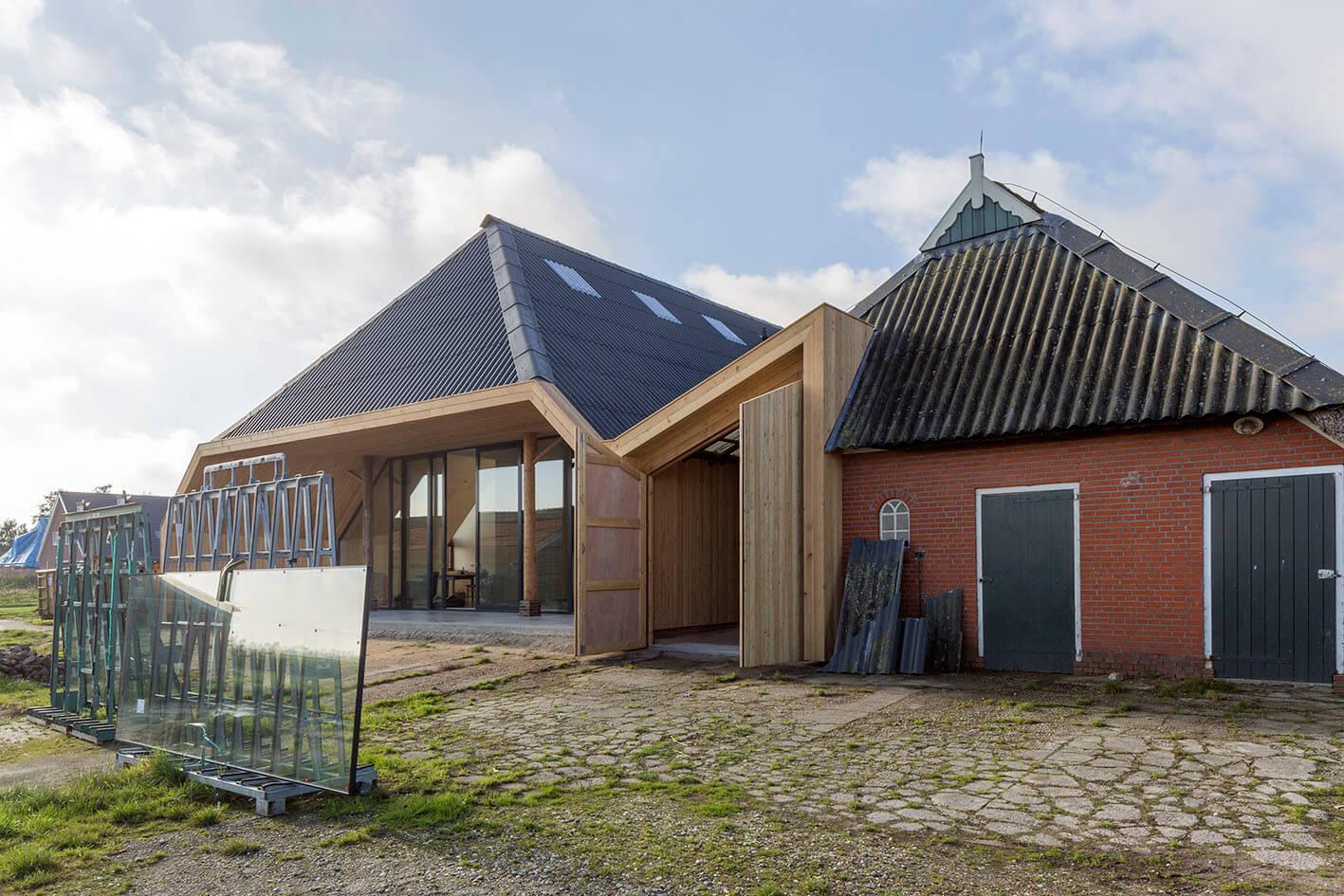 Zoekende huis 5 onix architecten for Huizen architectuur
