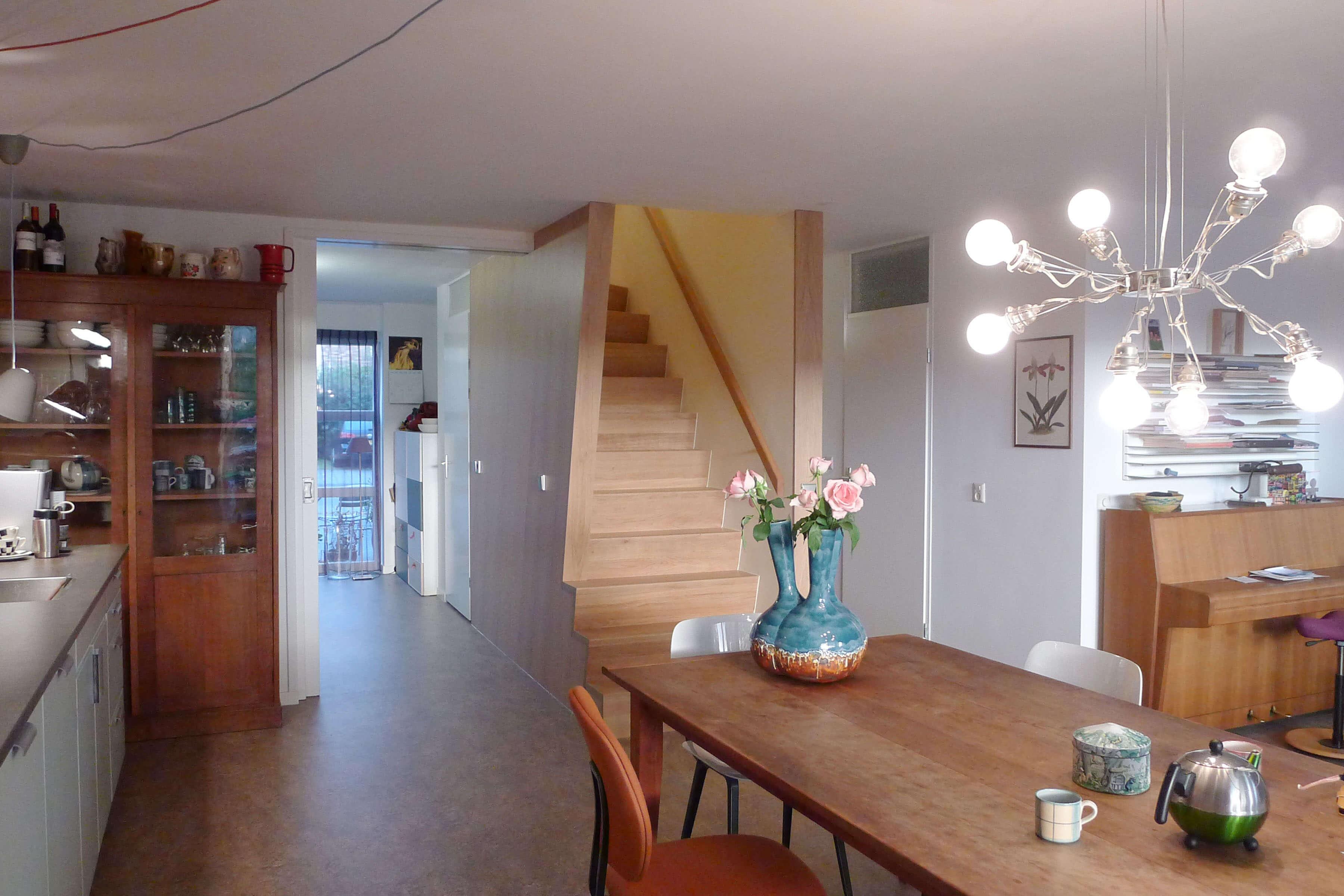 Design Keuken Groningen : Onix nl verbouwing stadswoning barkmolenstraat groningen keuken